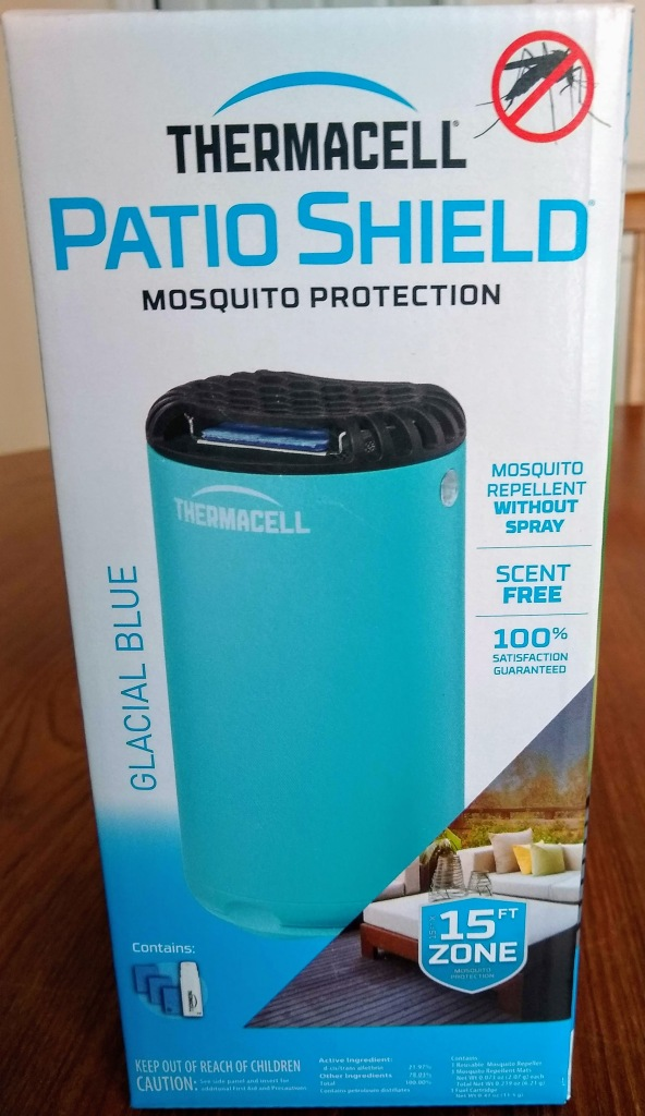 Thermacell Patio Shield Mosquito Protection product