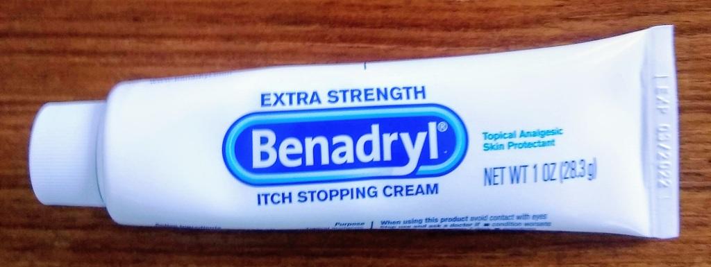 Extra Strength Benadryl