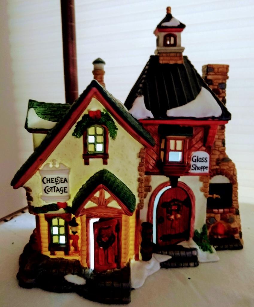 Little cottage.