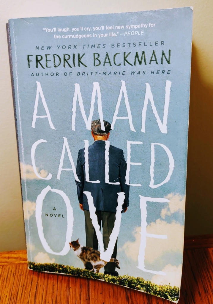"The book, ""A Man Called Ove."""