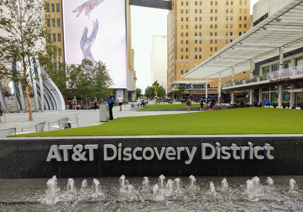 AT&T Discovery District